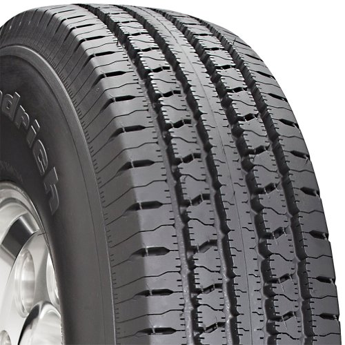 BFGoodrich Commercial T/A All-Season Tire - 245/75R17 121Q