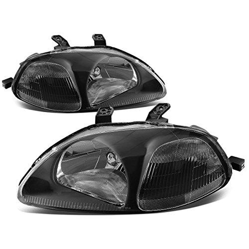 Honda Civic Headlight Lamp - 4