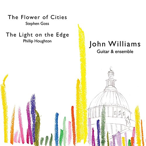 CD : LUCY WAKEFORD - MAX BAILLIE - CRAIG OGDEN - JOHN WILLIAMS - DAVID HOLMES - LAURENCE UNGLESS - GARY RYAN - Flower Of Cities / Light On The Edge (CD)