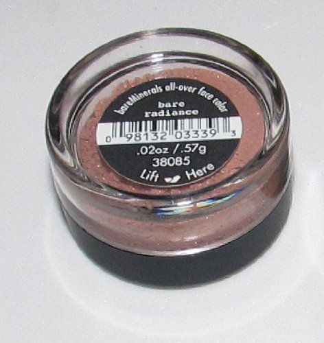Bare Escentuals Bare Radiance All Over Face Color .02 oz/.57 g Travel Size