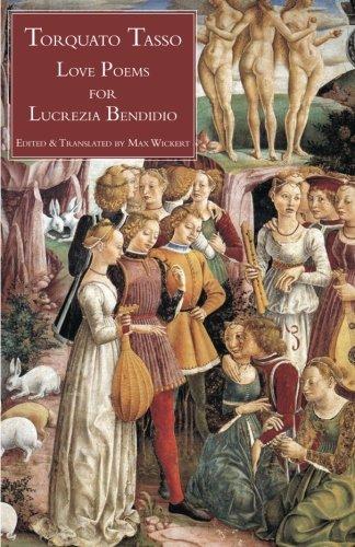 Love Poems for Lucrezia Bendidio (Italica Press Dual-Language Poetry)