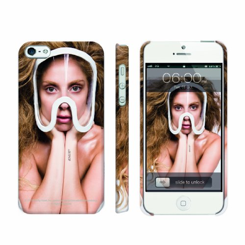 Mask iPhone 5/5S Case (iPhoneケース) UIZZ-18320