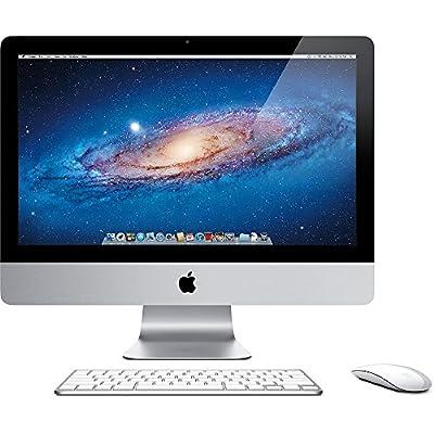 Apple iMac MC309LL/A 21.5-Inch 500GB HDD Desktop - (Refurbished)