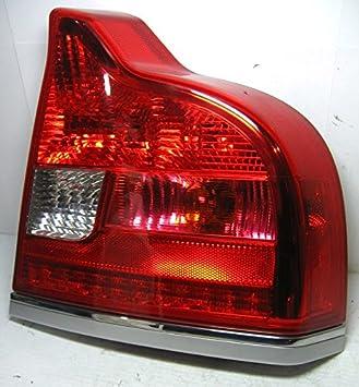 Red Rear Tail Lamp Fix Brake Light Lens Repair Tape for Volvo V70