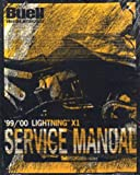 99490-00Y 1999-2000 Buell Lightning X1 Motorcycle Service Manual