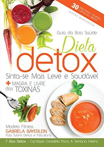 Dieta detox cardapio semanal