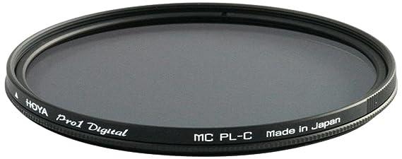 Hoya Pro 1 Digital - Filtro polarizador para Objetivos de 62 mm, Montura Negra: Hoya: Amazon.es: Electrónica