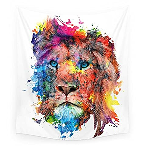 Society6 Lion Wall Tapestry Small: 51