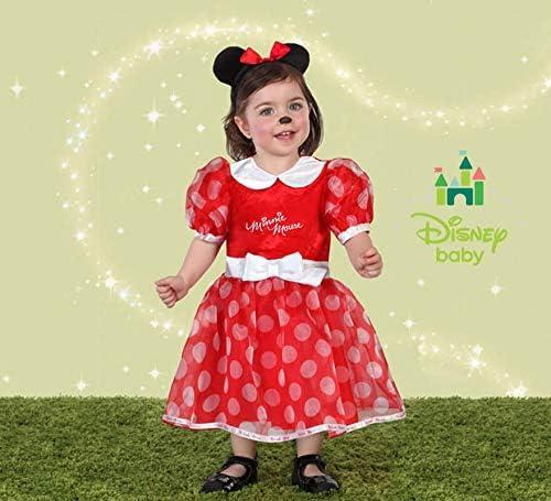 Disfraz de Ratoncita Minnie Mouse en varias tallas: Amazon.es ...