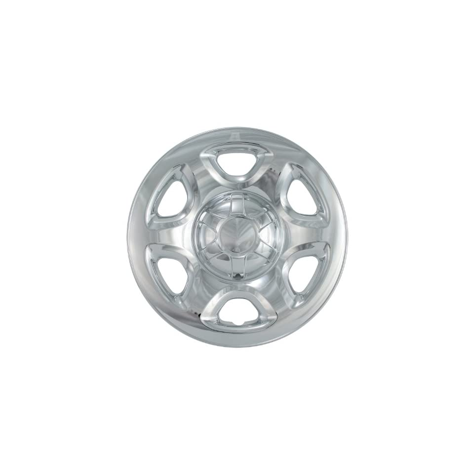 Bully Imposter IMP 79X, Ford, 16 Chrome Replica Wheel Cover, (Set of 4)
