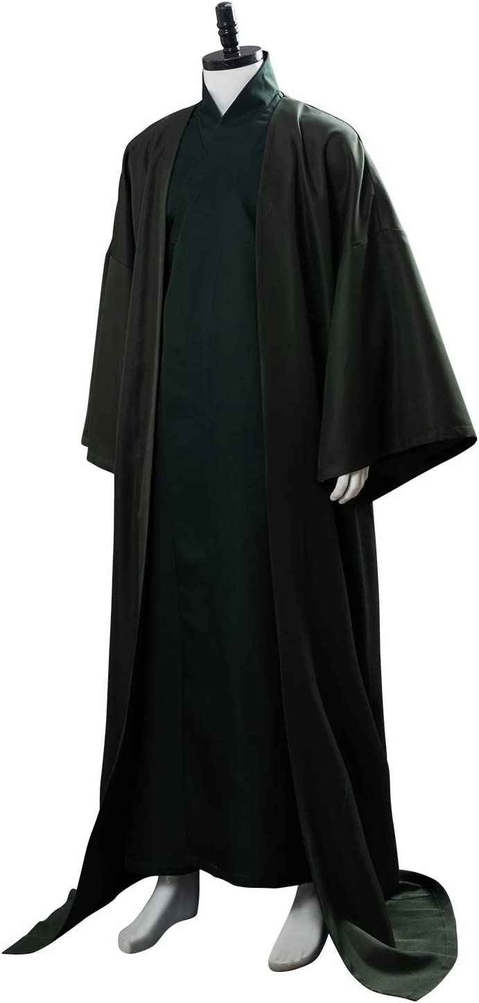 RedJade Harry Lord Voldemort Outfit Traje de Cosplay Disfraz Verde ...
