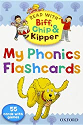 Oxford Reading Tree Read With Biff, Chip, and Kipper: My Phonics Flashcards (Read With Biff Chip & Kipper)