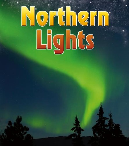 Solar Wind Northern Lights