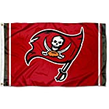 Tampa Bay Buccaneers TB Large NFL 3x5 Flag