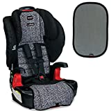 Britax Pioneer G1.1 Harness-2-Booster Car Seat, Static With EZ-Cling Sun Shades