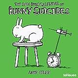 2016 Bunny Suicides Wall Calendar