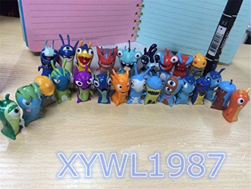 Cute Lot Figure Toy Doll Collection Gift Cake Top Decoration Set 24Pcs