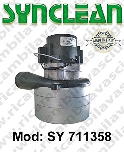 Motor aspiraci/ón Sy 711358/synclean para mopa y aspiradora