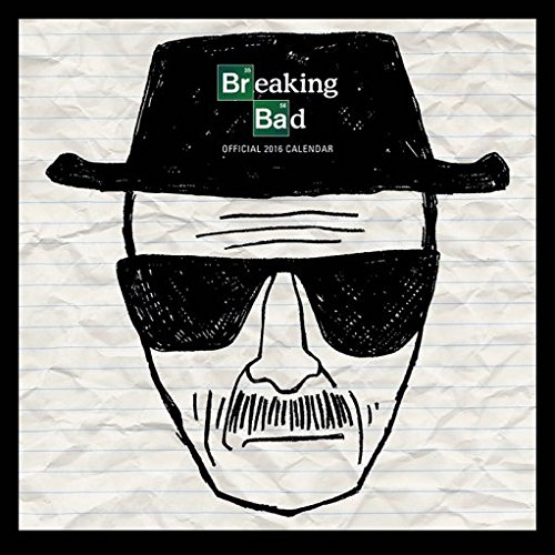 Breaking Bad Official 2016 Calendar product image