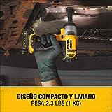 DEWALT 12V MAX Impact Wrench, Cordless, 3/8-Inch
