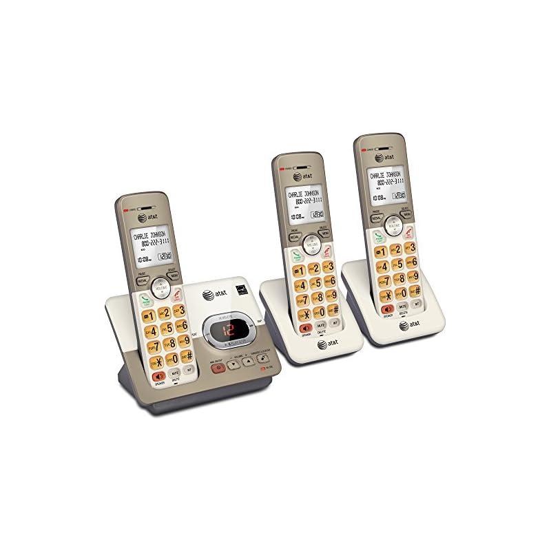 AT&T EL52313 3-Handset Expandable Cordle