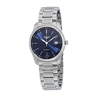 14dc7d8dd4e Image Unavailable. Image not available for. Color  Longines Master 40MM ...