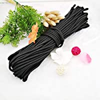 6MM Thick Heavy Duty Hanging Cord String 30M Multi-functional Nylon Rope Climbing Traction Tying Rope for Camping Outdoor Garden