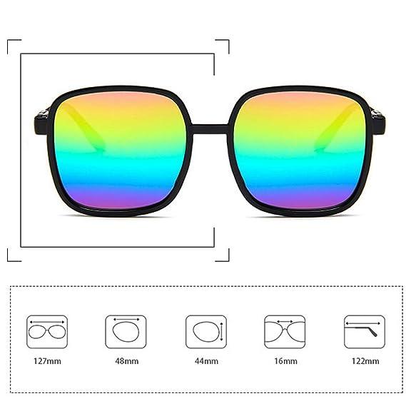 Amazon.com: Gafas de sol infantiles cuadradas de gran tamaño ...