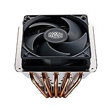 Cooler Master GeminII S524 Version 2 CPU Air Cooler with 120 mm Silencio FP Fan RR-G5V2-20PK-R1