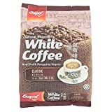 Super White Coffee 2 in 1 & 3 in 1 Instant Coffee (628MART) (White Coffee Classic 3 in 1, 30 Sachets)