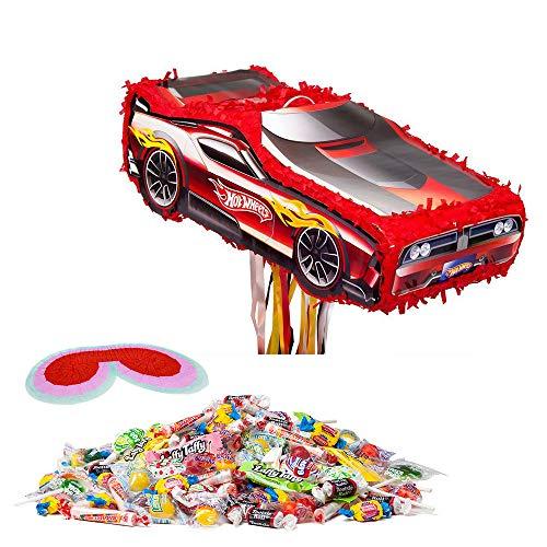 Costume SuperCenter Hot Wheels Pinata Kit - Party -