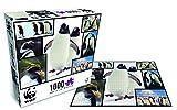 WWF Penguins 1000 Piece Puzzle by Merchant Ambassador