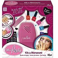 Diset - 46665 - Bijou Et Cosmétique - Kit De Manucure Miss Pepis
