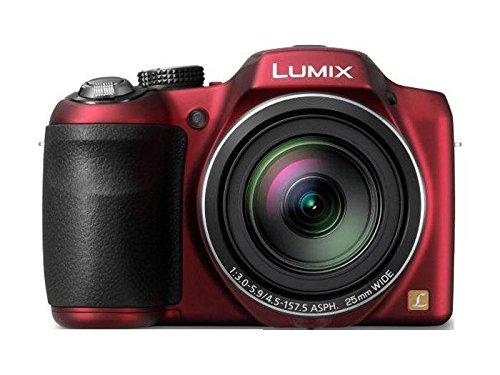 Panasonic LUMIX LZ30 DMC-LZ30R Long Zoom DSLR Alternative Bridge Camera