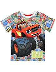 Nickelodeon Blaze and The Monster Machines Boys Tee (Toddler/Little Kid/Big Kid)