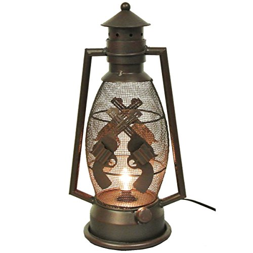 LL Home Metal Pistol Electric Lantern -