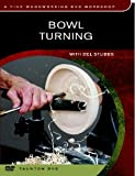 BOWL TURNING DVD WITH DEL STUBBS