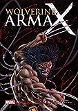 capa de Wolverine. Arma X