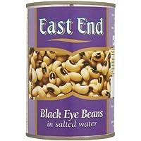 Frijoles East End Negro Ojo en 400 g