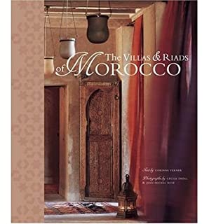 The Villas Riads Of Morocco Hardback