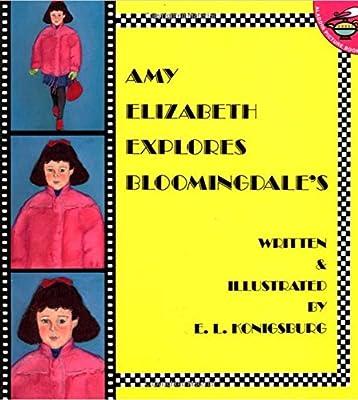 Amy Elizabeth Explores Bloomingdale's