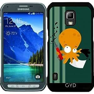 Funda para Samsung Galaxy S5 Active - Pulpo by Los dibujos de Alapapaju
