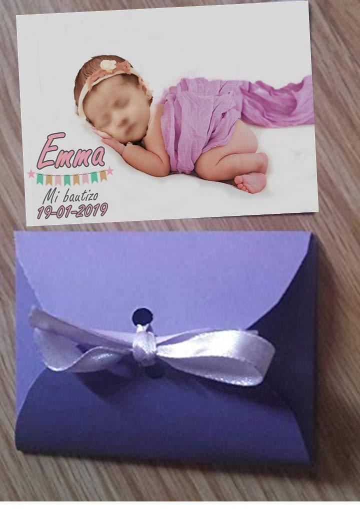 Imanes personalizados con la foto para bautizos 10 unidades 6x7 cm ...