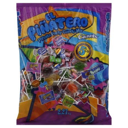 Canel's Candy & Gum Mix, Pinata Party, 80 Oz -