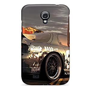Mwaerke Case Cover Protector Specially Made For Galaxy S4 Need For Speed Prostreet Girl