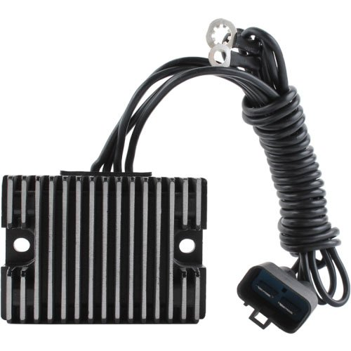 DB Electrical AHD6016 New Voltage Regulator Rectifier For Harley 2000 Twin Cam 88 Softail 74512-00 230-22036 381-609