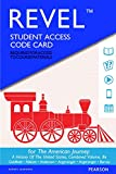 img - for REVEL for The American Journey: A History of the United States, Combined Volume -- Access Card (8th Edition) book / textbook / text book