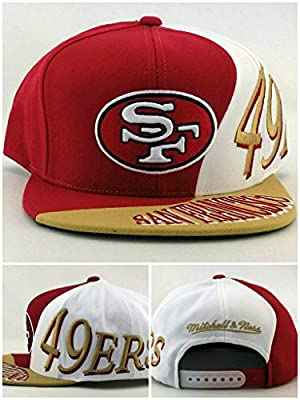 Mitchell & Ness San Francisco 49ers Snapback Hat
