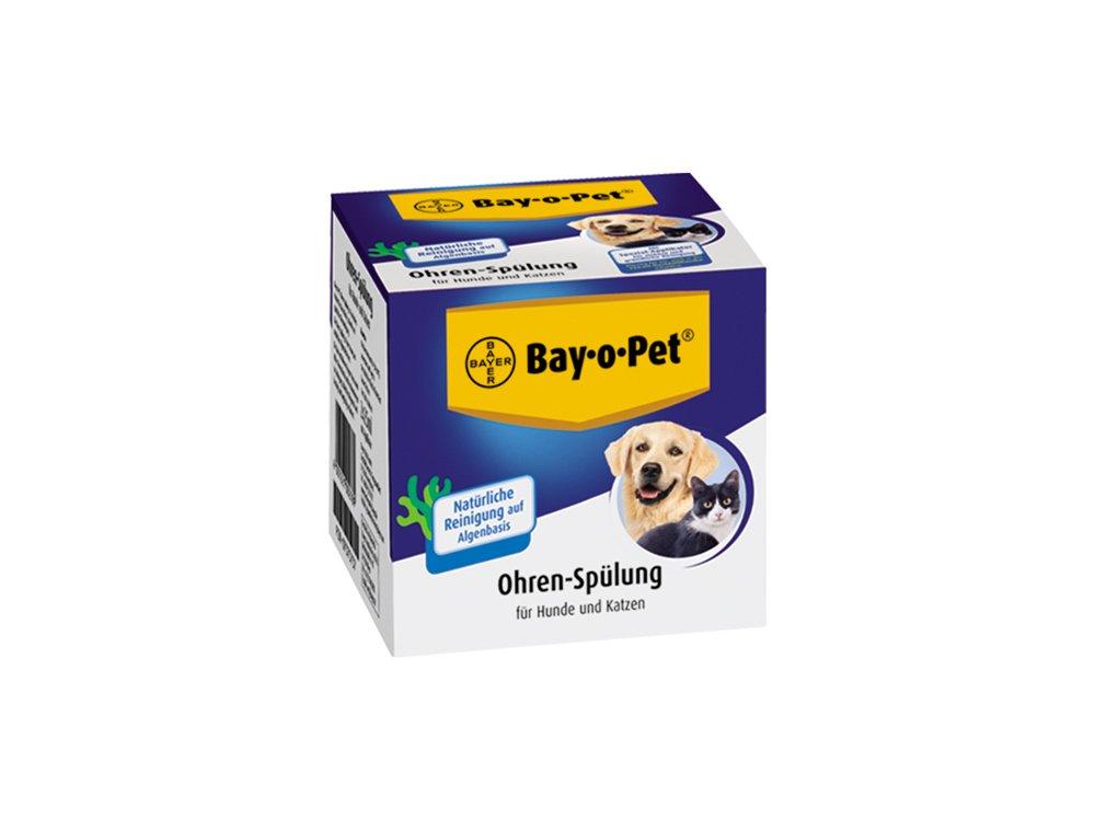 Bayer Moth Guard 33261 Bay-o-Pet Ohrenspühlung Nachfüllpackung 250 ml 79203 Hundezubehör: Hundepflege Katzenzubehör: Katzenpflege