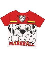 Paw Patrol Marshall Chase Toddler Boys and Girls Tee Shirt